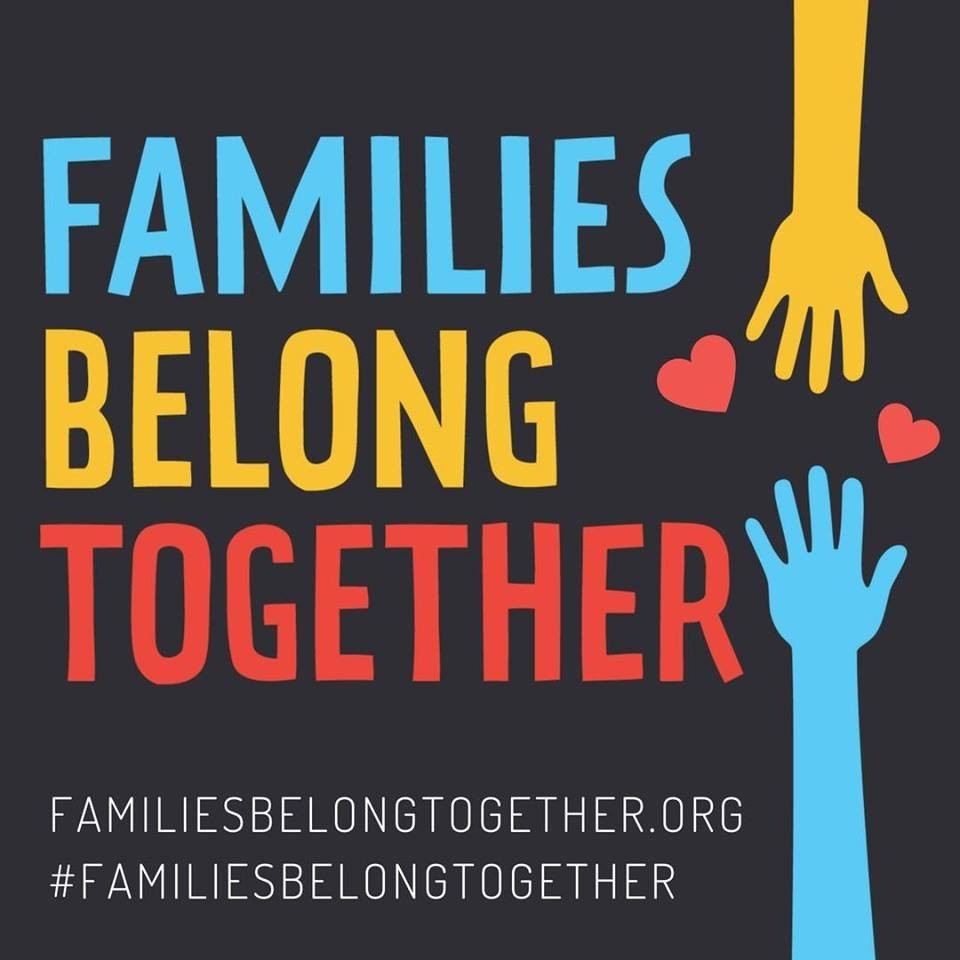 USCJ Families Belong Together