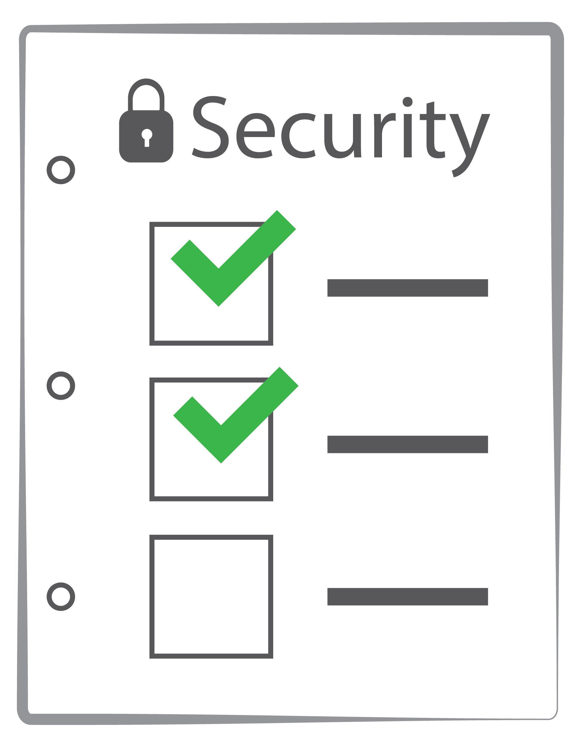 File Maker Security Checklist