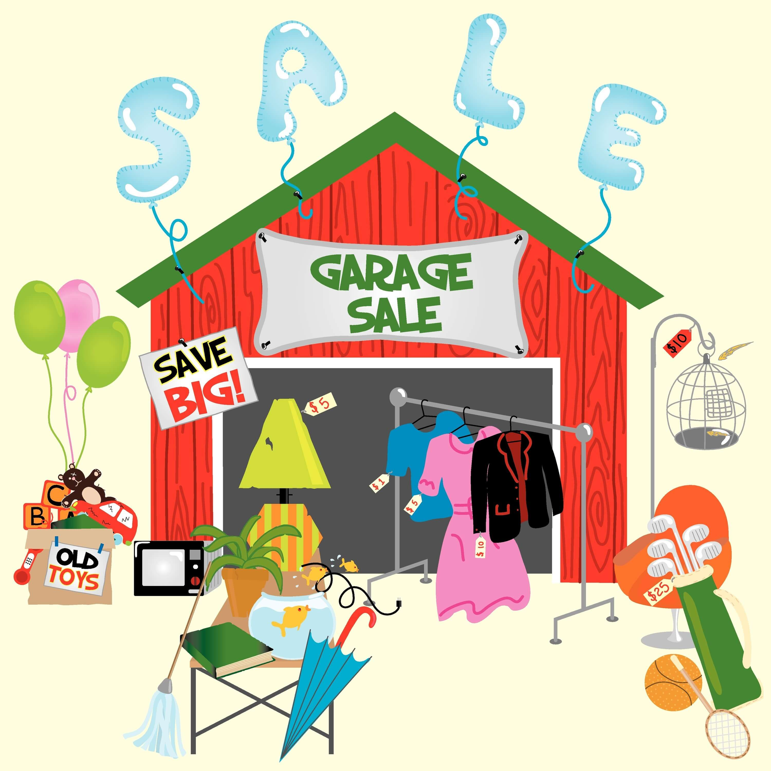 What Synagogues Can Learn From Garage Sales
