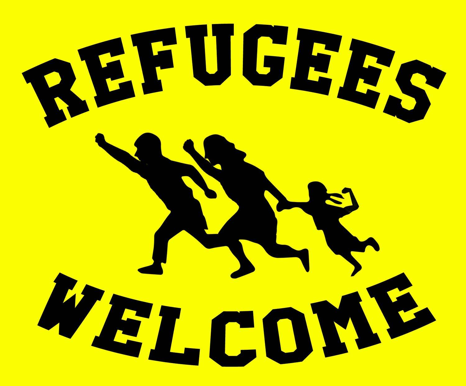 Refugees Welcome 1500