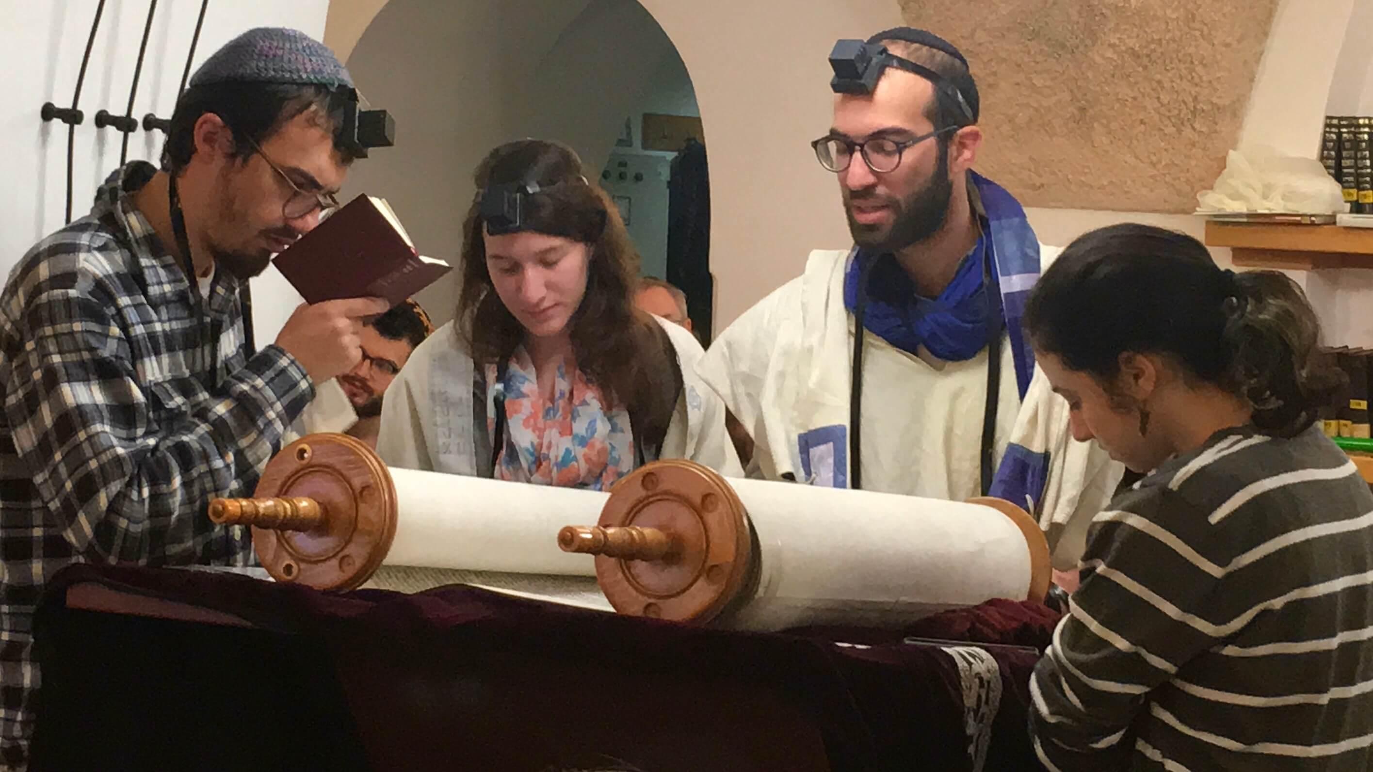 Torah Sparks Yom Kippur Part 1 Uscj