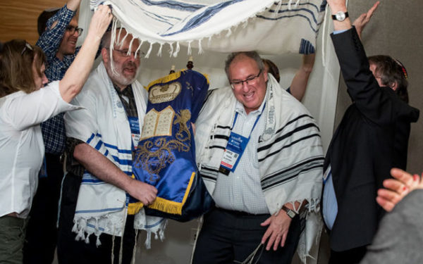 Torah Scroll Journeys From Canada To Indonesia